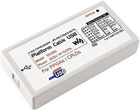 Waveshare XILINX JTAG Download Debugger Compatible XILINX Platform Cable USB FPGA CPLD in-circuit Debugger Programmer