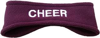 Best cheerleading fleece headbands Reviews