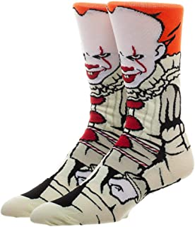 It Pennywise 360 Men`s Character Crew Socks