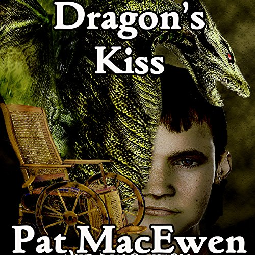 The Dragon's Kiss audiobook cover art