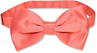 Best coral pink bow tie Reviews