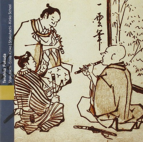 Japon.Shakuhachi-Ecole Kinko