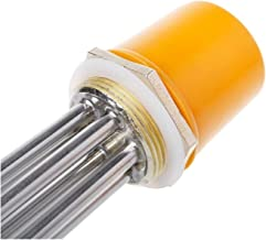 Popular Watertank DN40 Verwarming Pijp Waterverwarmer Elektrische onderdompeling Element Air Energie durable (Wattage : 3)