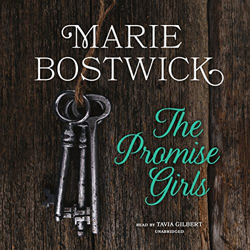The Promise Girls audiobook cover art