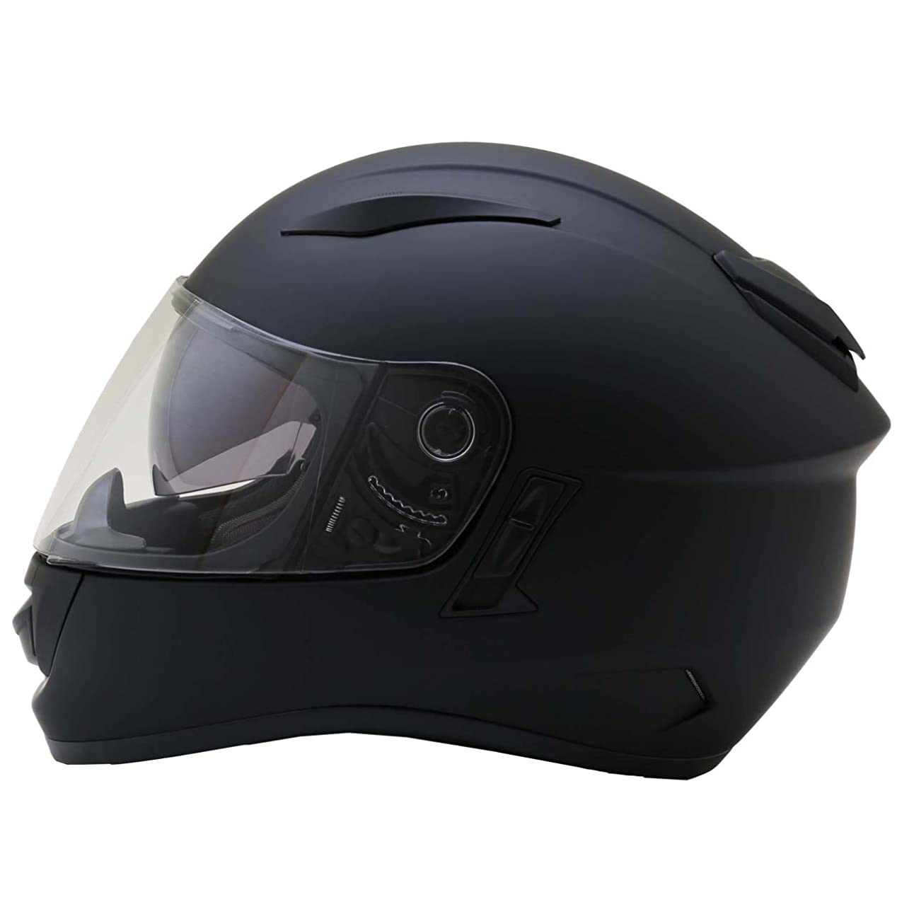 プロペララジエーター資金ネオライダース (NEO-RIDERS) ZX9 インナーシールド付 フルフェイス ヘルメット マットブラック Mサイズ 57-58cm SG/PSC ZX9