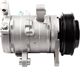 ECCPP Replacement for AC Compressor with Cluth fits 2007 Chrysler Aspen 4.7L 2004-2007 2005 2006 Dodge Durango