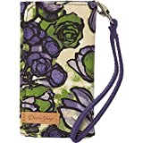 Donna Sharp Cell Phone Wristlet, Monterey