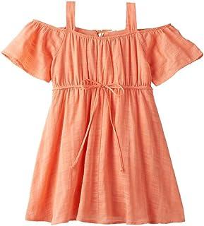 41846efd2fd My Michelle Girls Crochet Cold Shoulder A-Line Dress