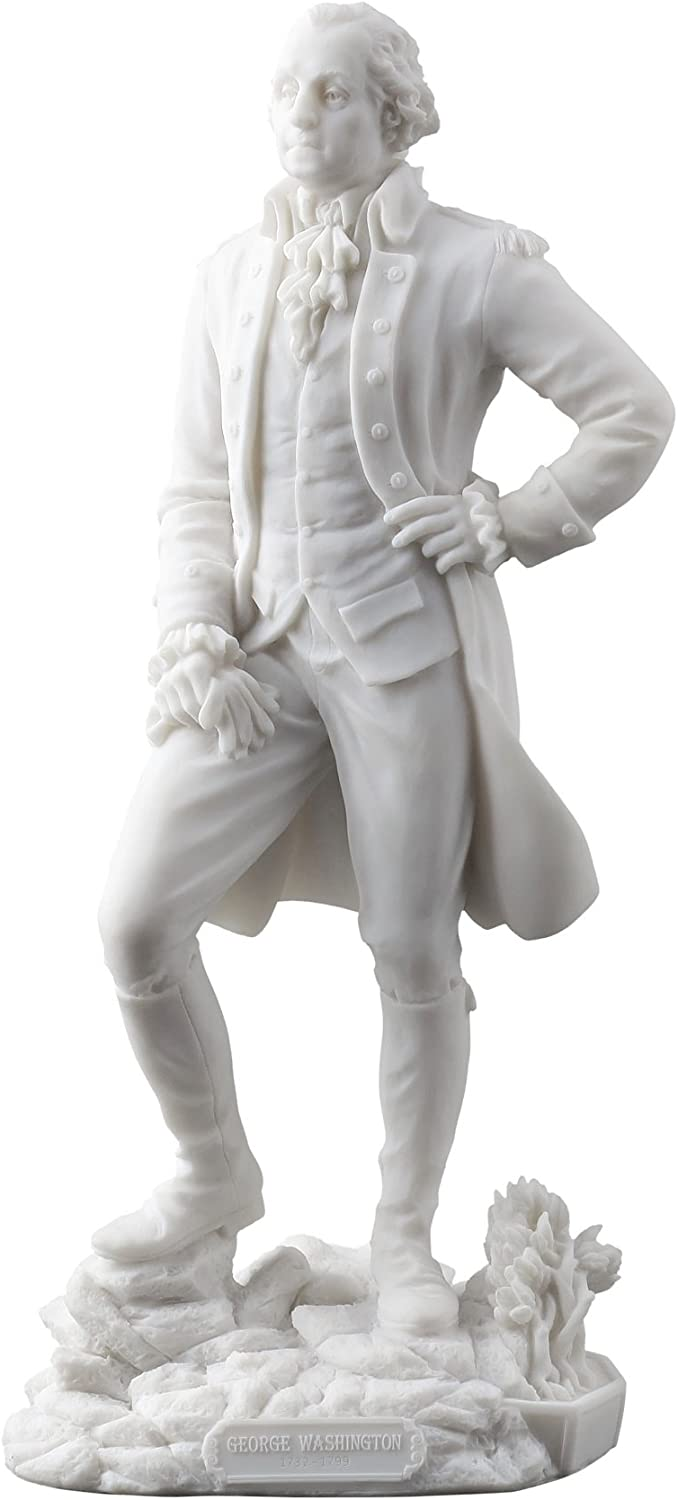 George Washington Standing Statue Sculpture Father Founding - Nippon regular agency Safety and trust