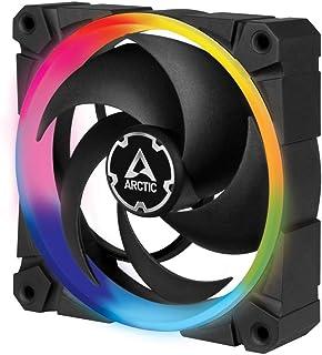 ARCTIC BioniX P120 A-RGB - 120 mm Ventola da Gioco a Pressione Statica con A-RGB, PWM, Dissipatore, Cuscinetto Dinamico Fl...
