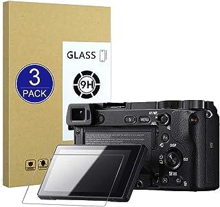 6000 Mate Pelicula Protectora 2x Protector Pantalla para Sony Alpha 5000