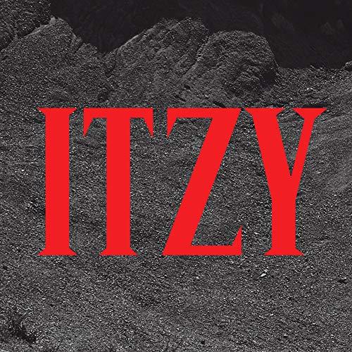 ITZY - Álbum no tímido + beneficio de preventa + póster plegado + juego de tarjetas de fotos extra (versión B ver.)
