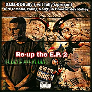 Dada-D presents Re-up the E.P.2