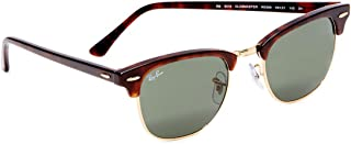 RB3016 Clubmaster Square Sunglasses