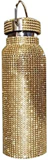 Sparkling High-end Insulated Bottle Diamond Thermos Water...