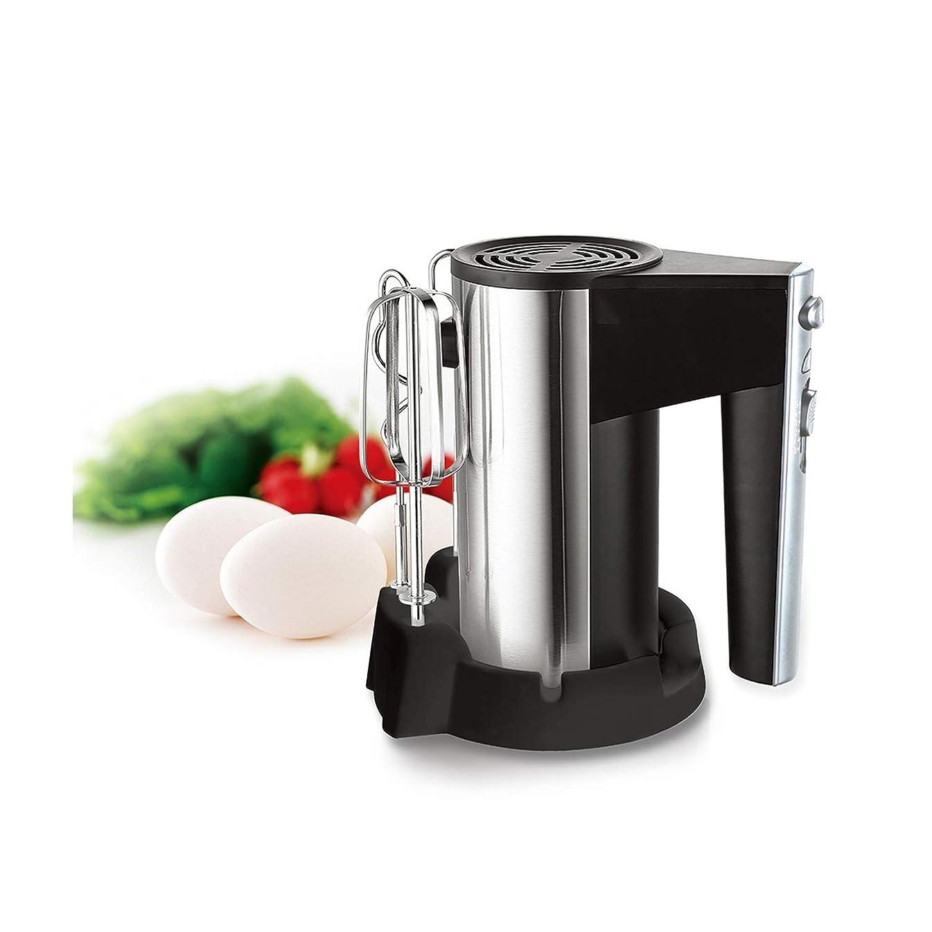 300W Stainless steel 5 speeds Food Mixers Dough Mixer Egg Beater 220v Food Blender for Kitchen,EU