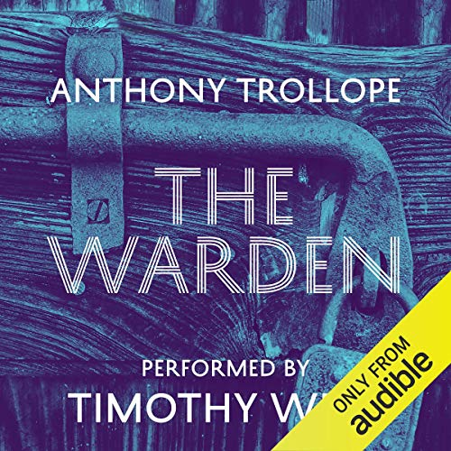 The Warden: Timothy West Version cover art
