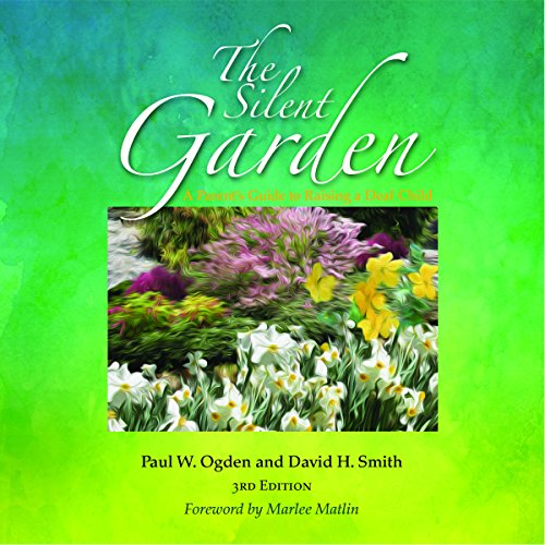 The Silent Garden audiobook cover art