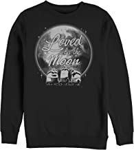 Despicable Me Men's Minion Loved by Moon Sweatshirt