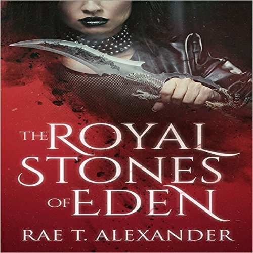 The Royal Stones of Eden audiobook cover art