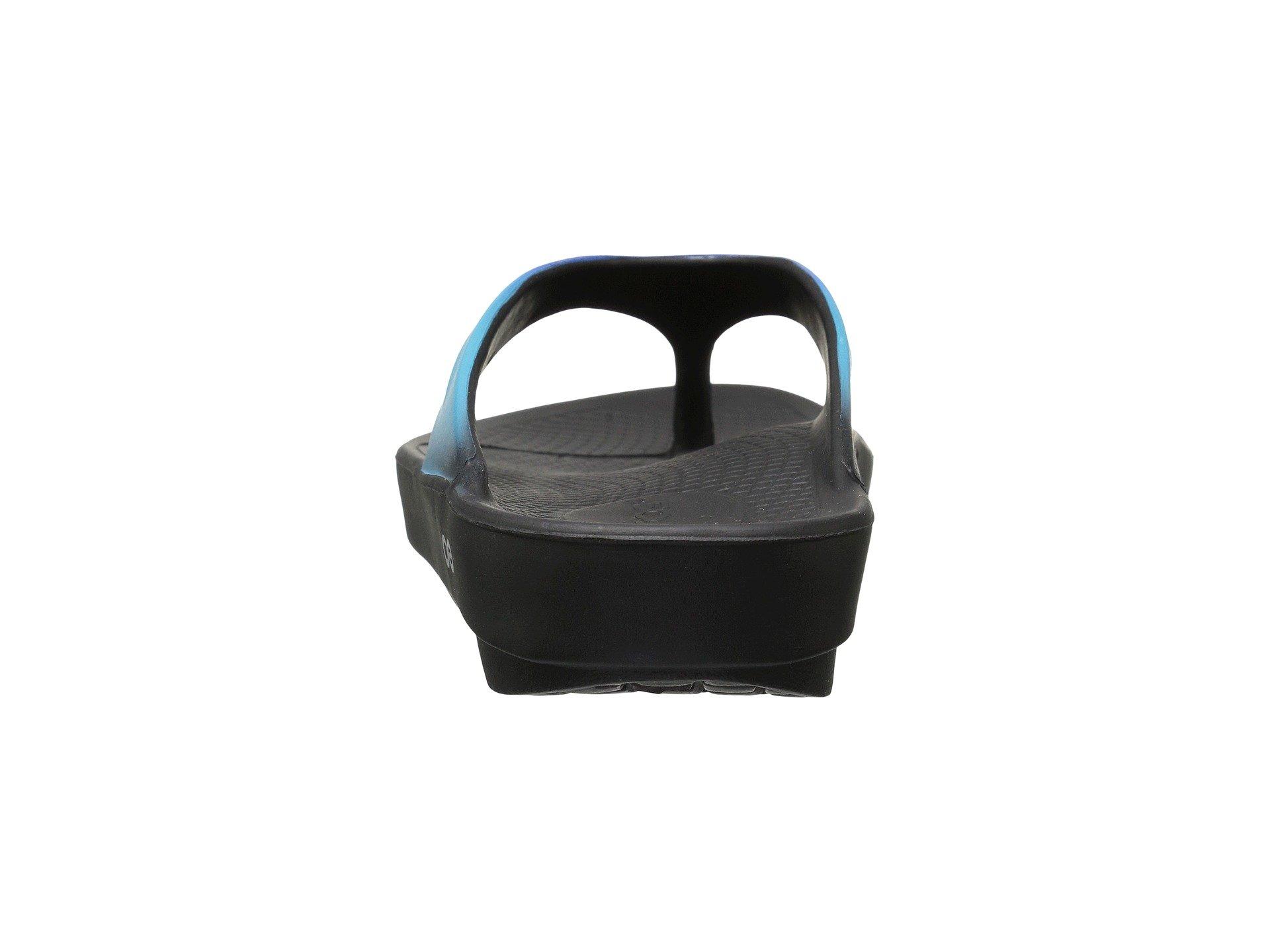 Jay Oofos Oolala blue Sandal Black 6qwRnx6rUI
