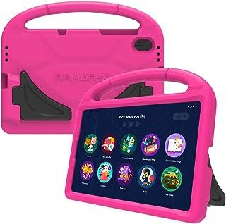 Lenovo [Tasche] 10,1 Zoll Kid Bumper Case Schutzhülle für Tablet M10 HD Plus, magenta