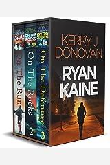 Ryan Kaine Books 1-3: The Ryan Kaine Boxset 1 (The Ryan Kaine Series Boxsets) Kindle Edition