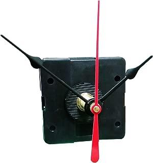 """Quartex Q-80 Quartz Clock Movement, 1/2"""" Maximum Dial Thickness, 15/16"""