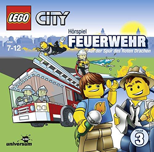 Lego City 3 Feuerwehr