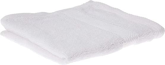 Panache Exports Utopia Face Towel, White, 33 x 33 cm
