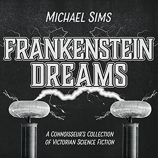 Frankenstein Dreams audiobook cover art
