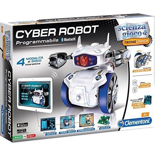 Clementoni Cyber Robot Scienza E Tecnologia Gioco...