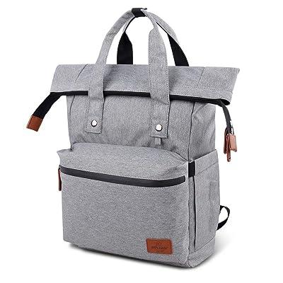 Pipi bear Diaper Bag Backpack Travel Large Spac...