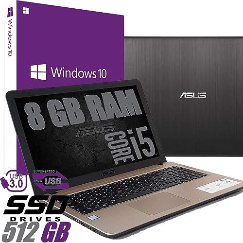notebook asus i5 display led da 15.6