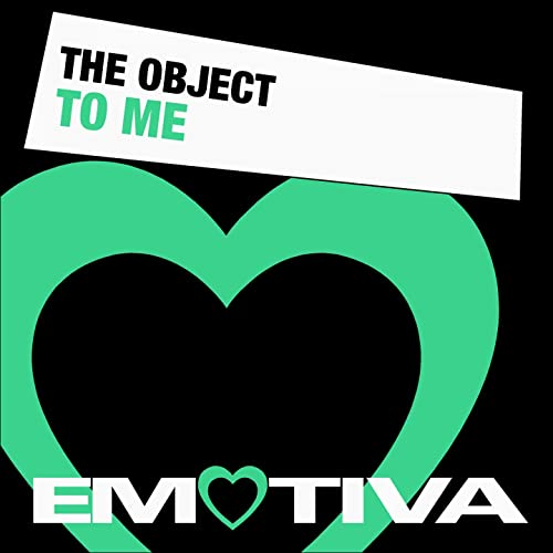 To Me (Gabo & Vignaroli Mix) by The Object on Amazon Music - Amazon com