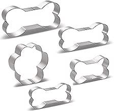 Schnauzer 11 cm Ausstecher Ausstechform Keksausstecher Edelstahl Formina Hund