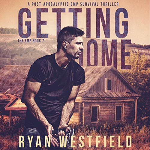 Getting Home audiobook cover art
