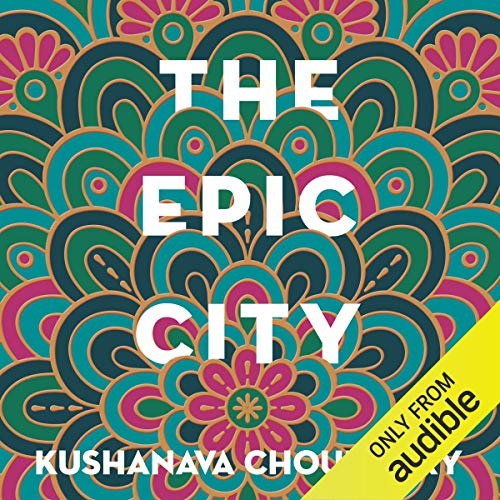 The Epic City cover art
