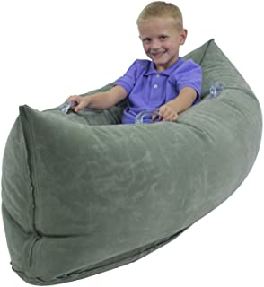 Abilitations Inflatable Peapod Junior, 48 Inches, Vinyl, Green - 1512739