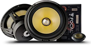 """Focal ES165K2 Elite K2 Power Series 6.5"""" Component Speaker System"""