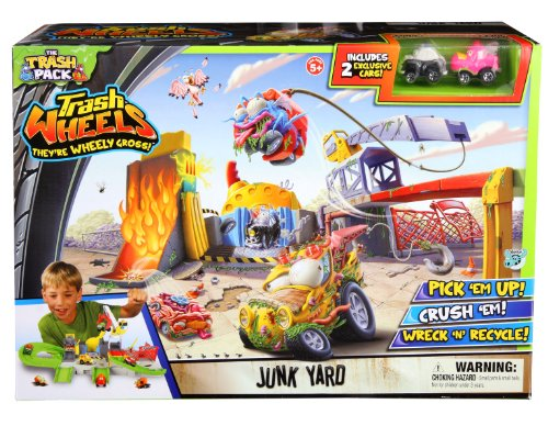 Trash Pack Wheels Junk Yard by Trash Pack