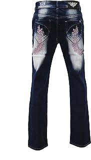 Crazy Age dżinsy damskie XXL, haftowane, dżinsy 42, 44, 46, 48, 50