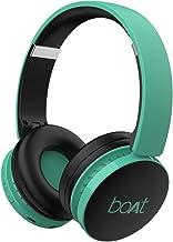 boAt Rockerz 370 Wireless Headphone with Bluetooth 5.0, Immersive Audio, Lightweight Ergonomic Design, Cosy Padded Earcups...