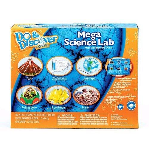 Mega Science Lab by Edu Science