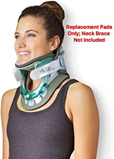 Replacement Pads - Aspen Vista MultiPost Neck Brace; Same Design and Thickness as The Pads on Aspen Vista MultiPost Neck Brace When Made, Hypoallergenic, One-Size