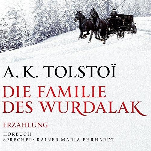 Die Familie des Wurdalak Titelbild