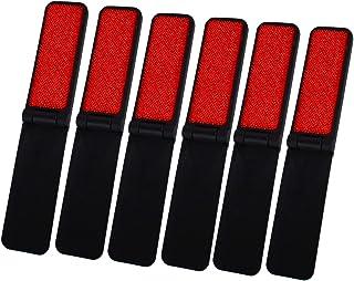 Baitaihem 6 Pack Mini Fold Up Magic Lint Brushes Travel Compact Purse Pocket