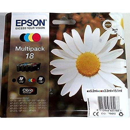 Epson Original T1806 Multipack Tintenpatrone Pack Bürobedarf Schreibwaren