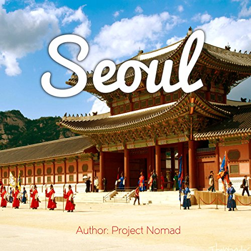 Seoul audiobook cover art