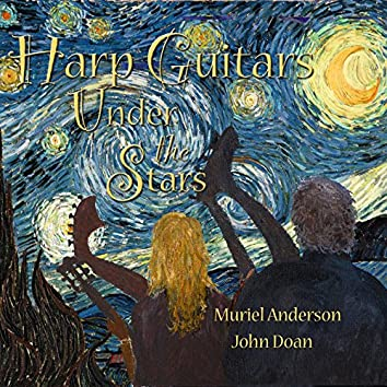 Harp Guitar Under the Stars